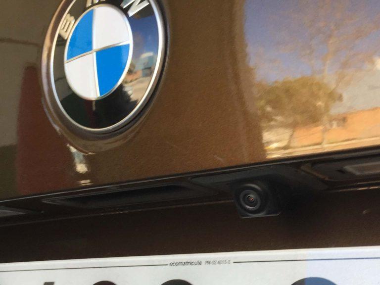 camara trasera en BMW X1