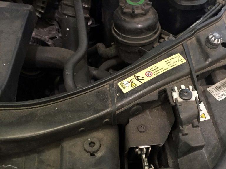 luces xenon BMW X1