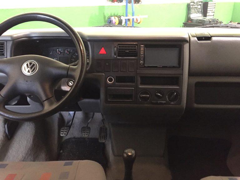 multimedia en Volkswagen T4