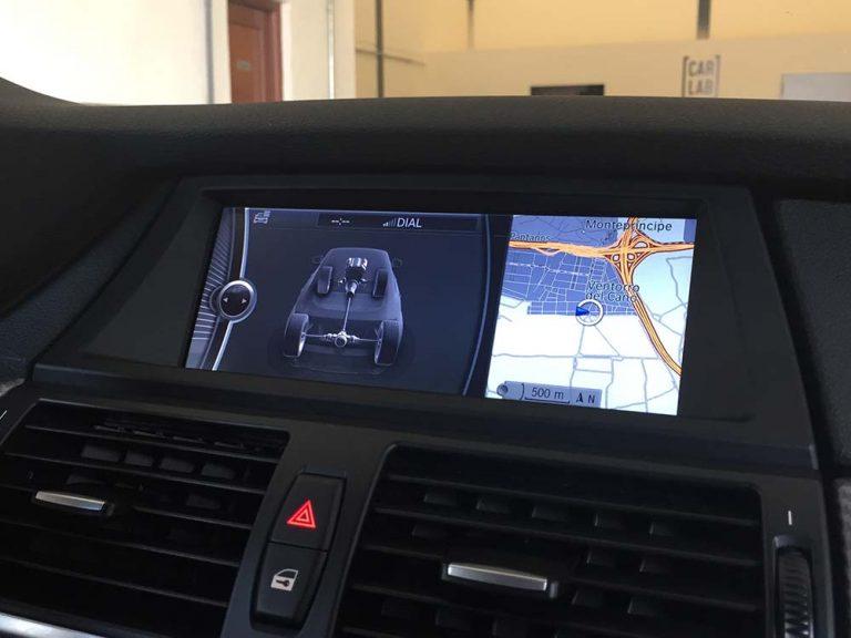 BMW X6 NAVEGADOR CIC FUERZAS