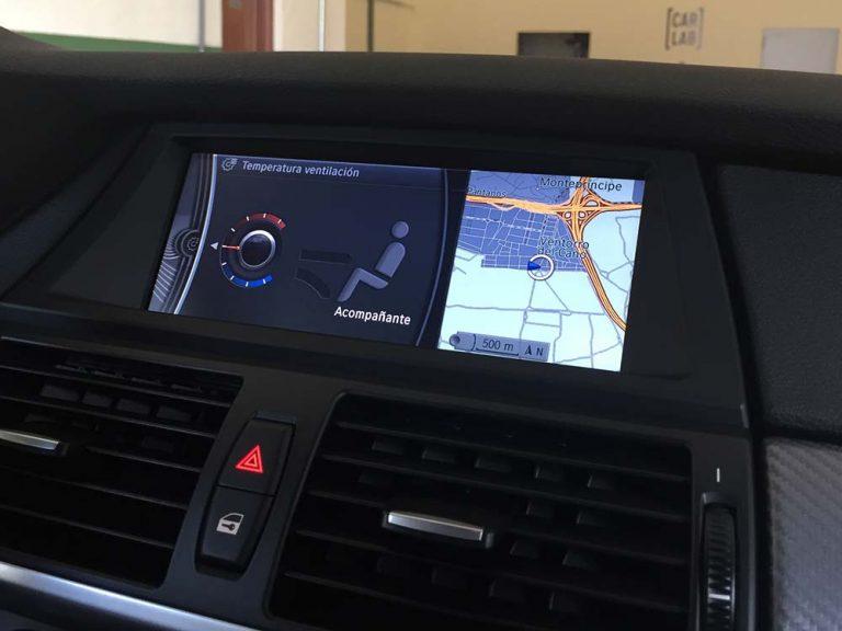 BMW X6 NAVEGADOR CIC CLIMATIZADOR