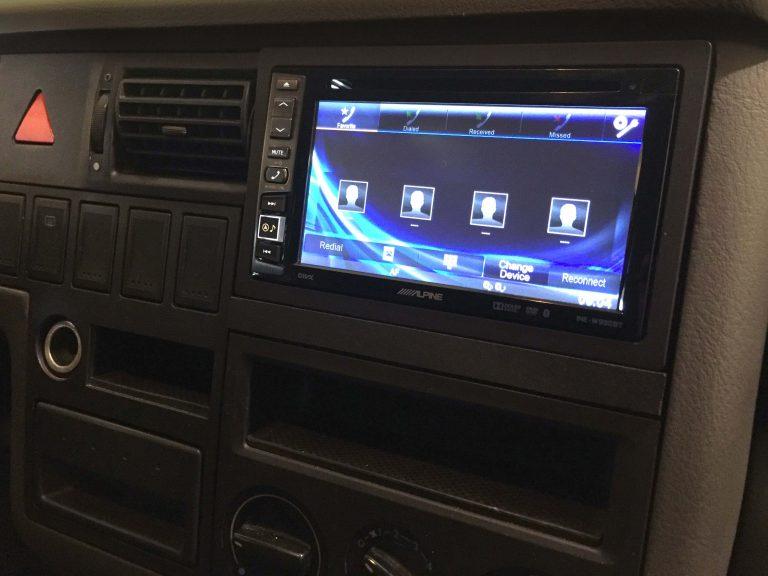 pantalla tactil Volkswagen T4