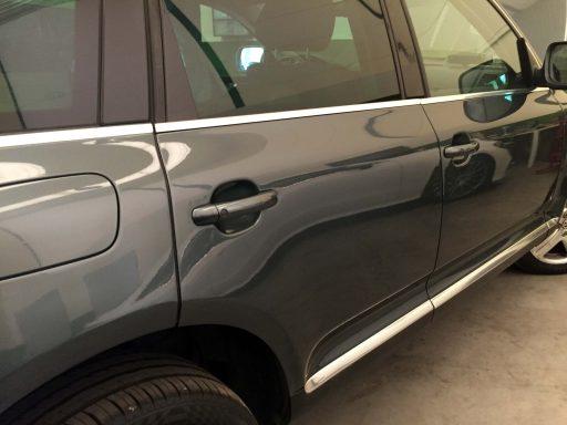 Solución Keyless entry VW Touareg