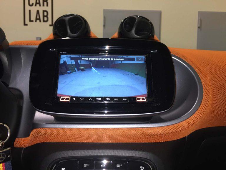 Smart cámara trasera