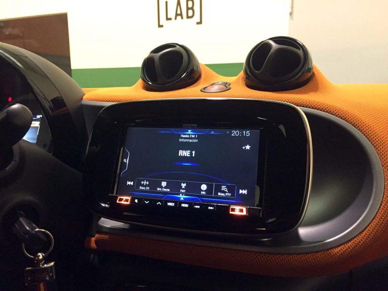 Kit de molduras para Apple CarPlay